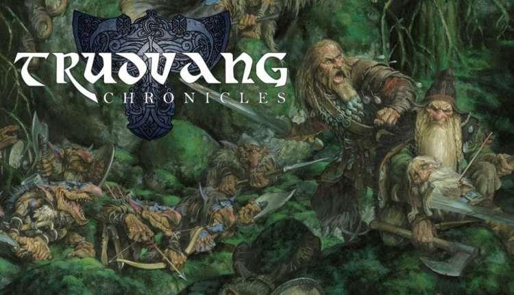 Trudvang Chronicles: al via la campagna Kickstarter per l'Edizione Italiana dei manuali