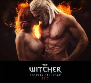 Calendario The Witcher 3 NSFW 5