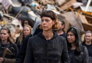 Jadis Pollyanna MCIntosh The Walking Dead 7