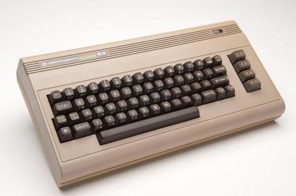 """Commodore 64 """"biscottone"""""""