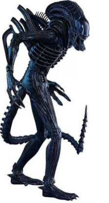 Alien action figure Hot Toys