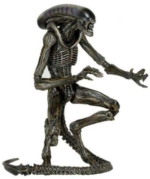 Alien action figure NECA 5