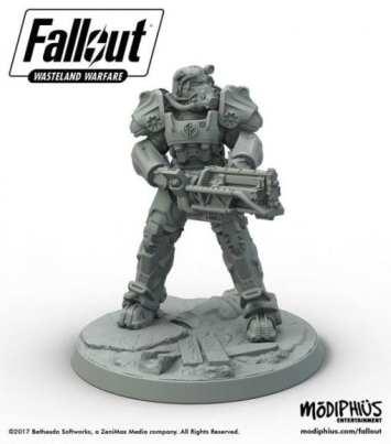 Fallout Wasteland Warfare Miniature (3)