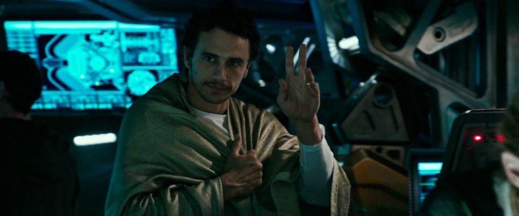 Alien: Covenant James Franco