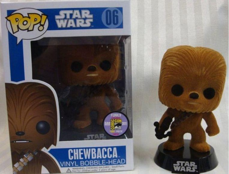 Chewbacca (Flocked)