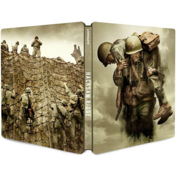 La Battaglia di Hacksaw Ridge Steelbook