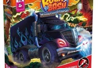 Rush and Bash Monster Chase
