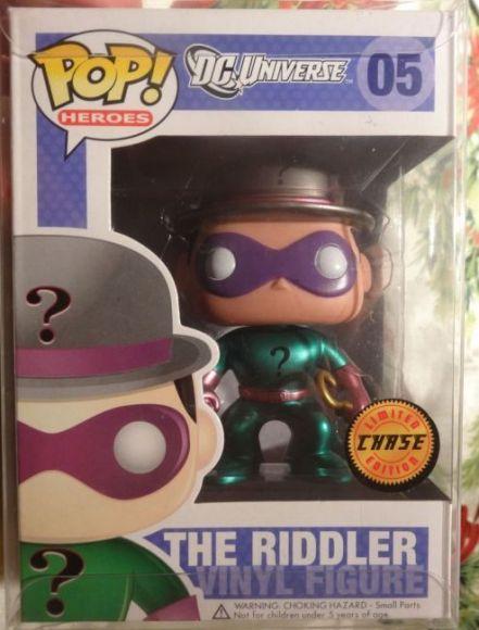 The Riddler (Metallic)