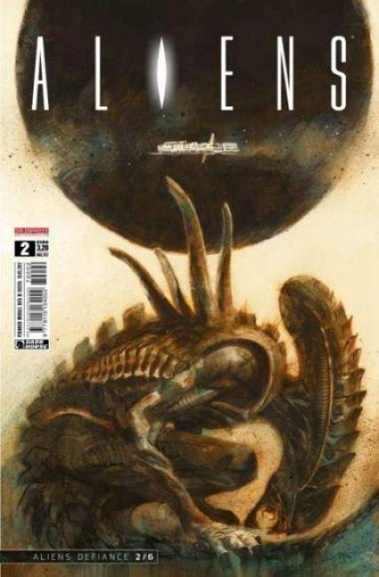 aliens defiance 2 copertina Massimo Carnevale