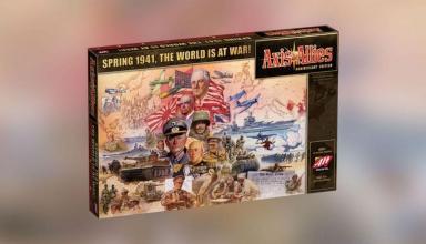 Axis and Allies Anniversary Edition: Avalon Hill annuncia la ristampa!