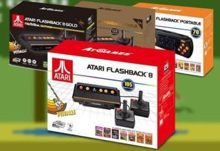 Atari Flashback e Sega Genesis Classic
