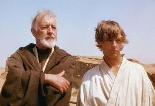 mark Hamill Alec guinness star wars