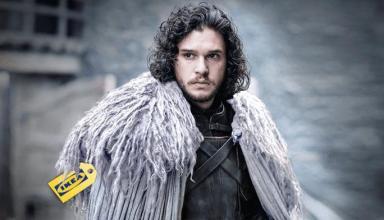 IKEA Game of Thrones Jon SNow