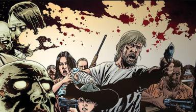 the walking dead fumetto