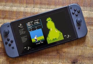 Nintendo Switch Golf Satoru Iwata