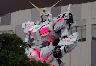Gundam Unicorn Odaiba