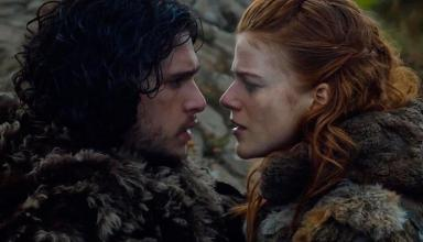 Jon Snow Game of Thrones Ygritte