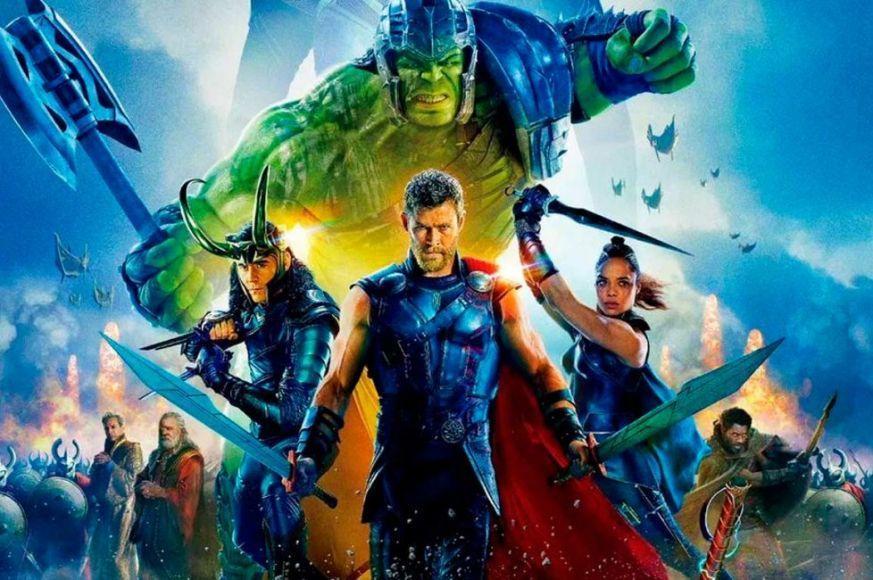 Thor: Ragnarok: il dietro le quinte in lingua originale