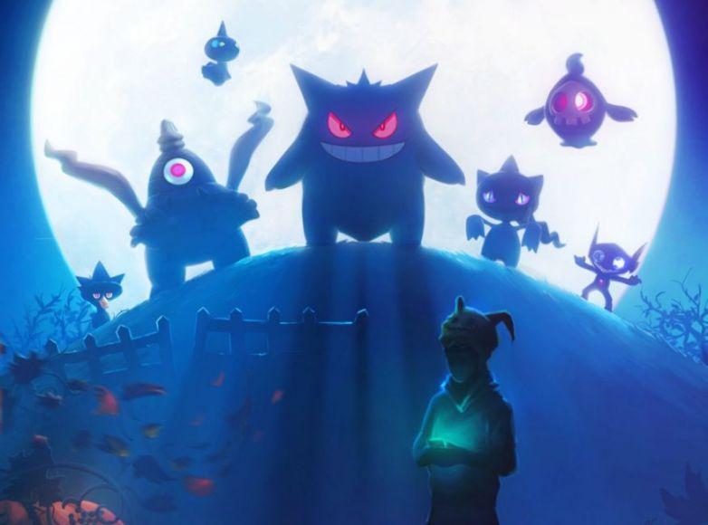 Halloween porta in Pokémon GO la Terza Generazione