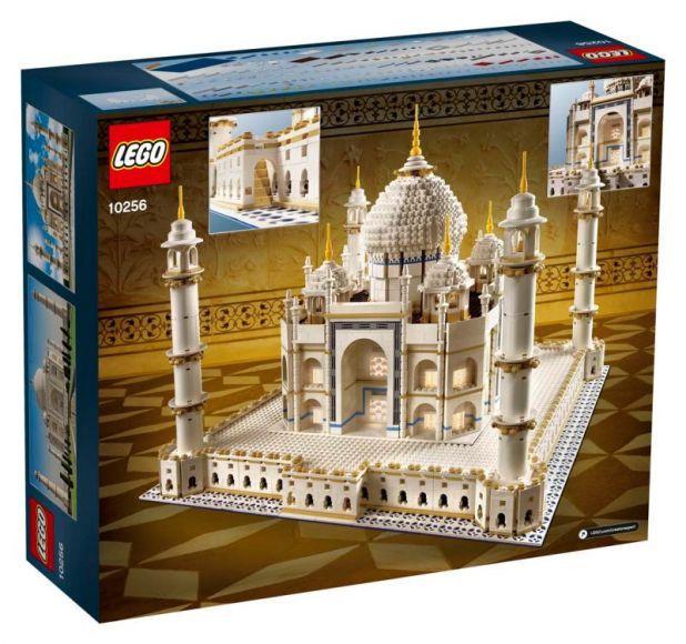 Set LEGO Taj Mahal (3)