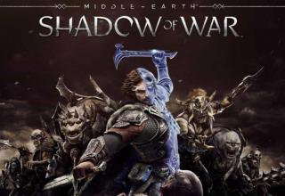l'ombra della guerra cover