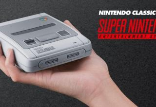 mini snes cover