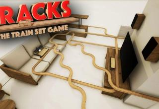 track the train set game cover