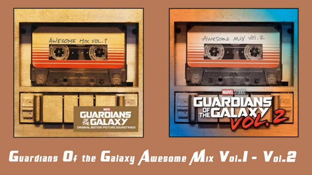 I guardiani della galassia rilanciano le audiocassette in