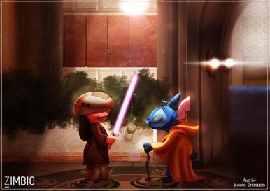Disney Star Wars Personaggi (1)