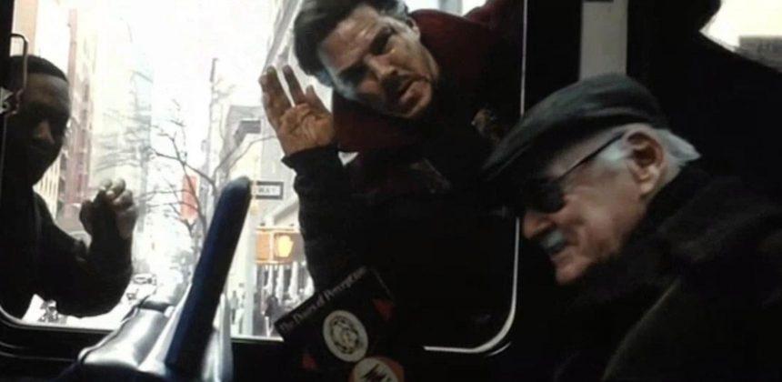 Dottor Stranger (2017), passeggero sul bus