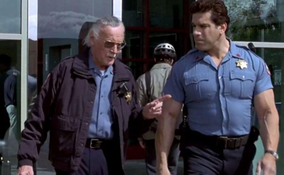 Hulk (2003), guardia di sicurezza