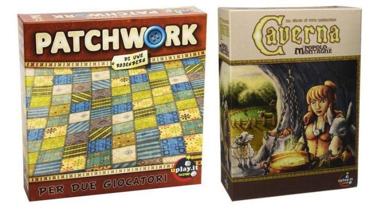 Annunciata l'espansione di Patchwork e Caverna!