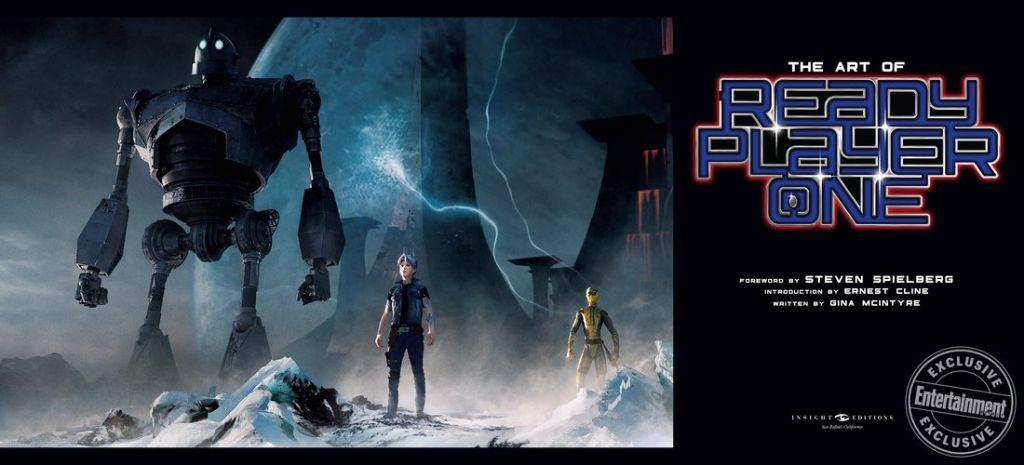 Ready Player One Art Book (1)