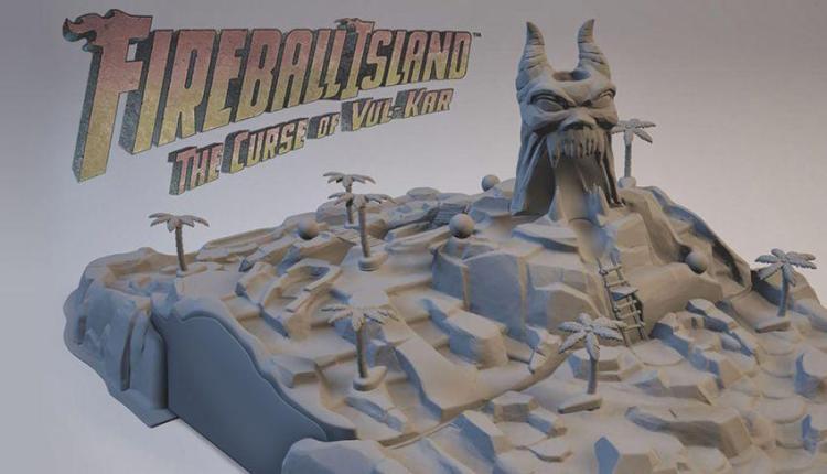 La nuova (bellissima) Isola di Fuoco si mostra con le prime immagini inedite della plancia