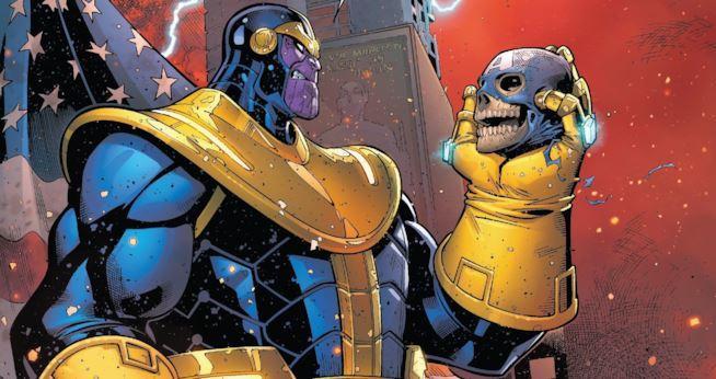 Il primo nome di Thanos