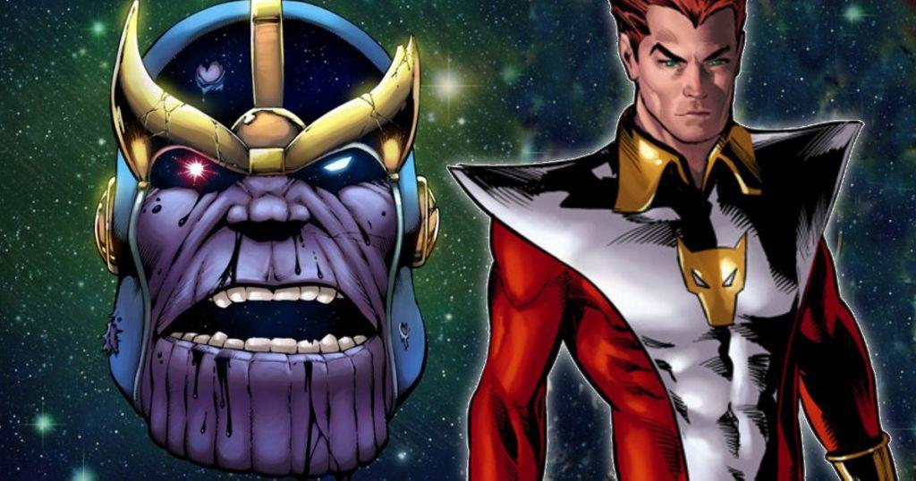 Il fratello Vendicatore di Thanos
