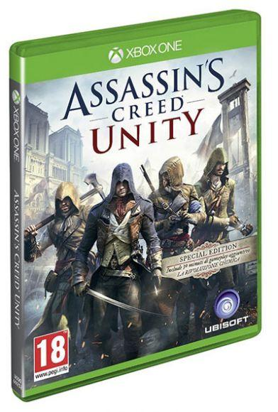 Assassin's Creed Unity – Day-One Edition