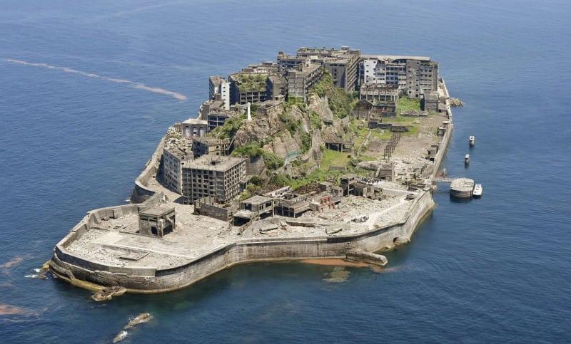 L'isola fantasma di Hashima