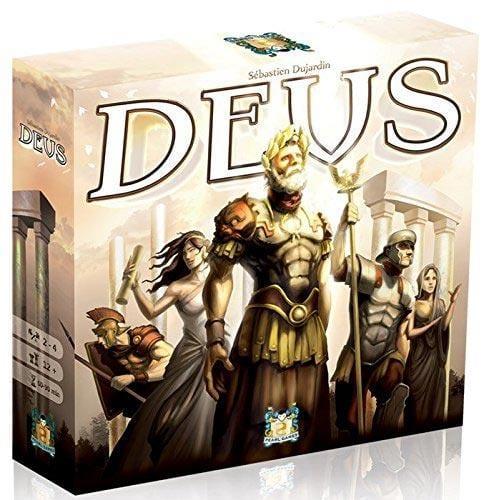 Deus – Edizione Italiana (Asterion)