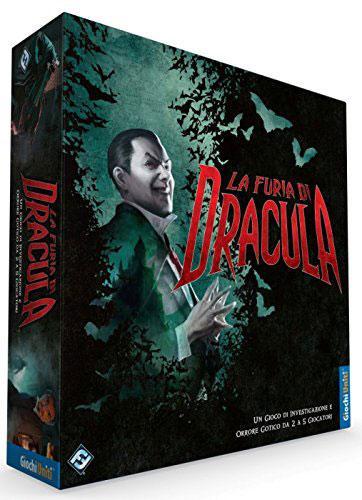 La Furia di Dracula – Giochi Uniti