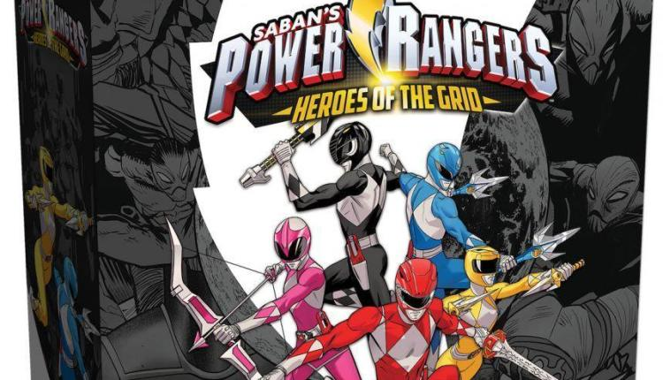 Renegade Game Studios annuncia Power Rangers: Heroes of the Grid