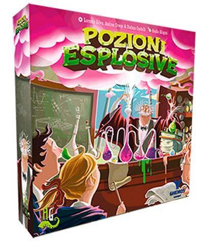 Pozioni Esplosive – Secondaedizione con dispenser in plastica!