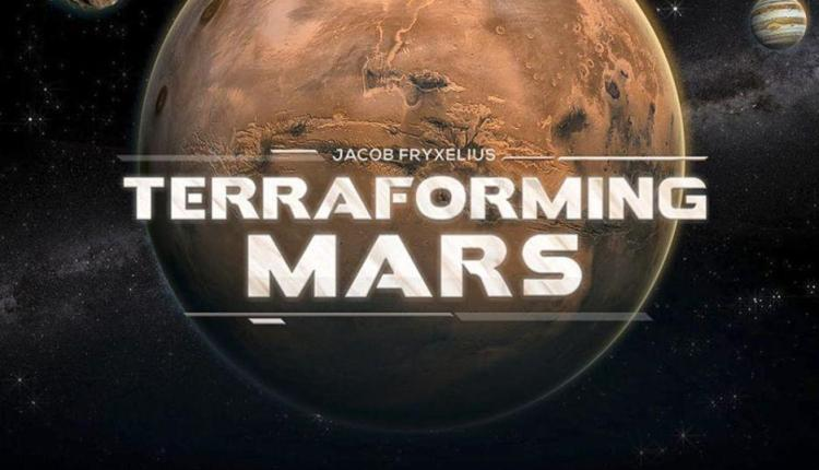Terraforming Mars: da oggi disponibile la versione digitale su Steam
