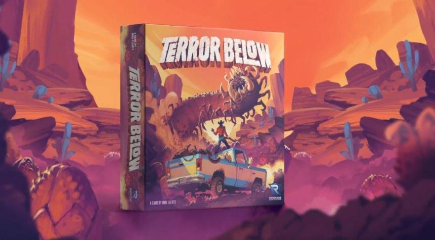 Image result for terror below game