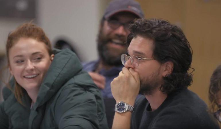 Kit Harington Game of Thrones: The Last Watch