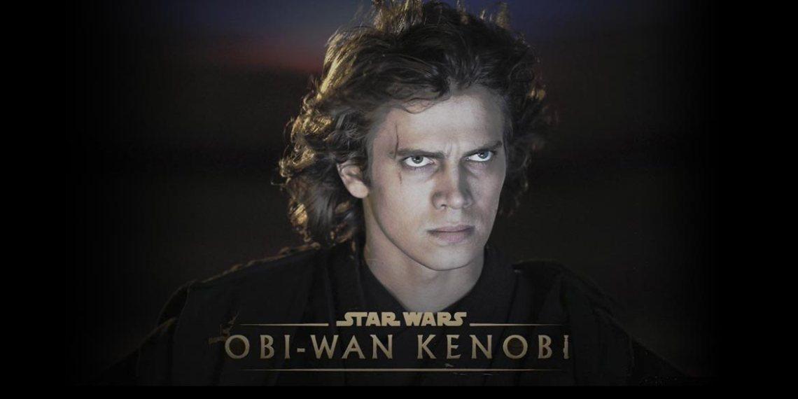 Hayden Christensen darth vader obi wan kenobi
