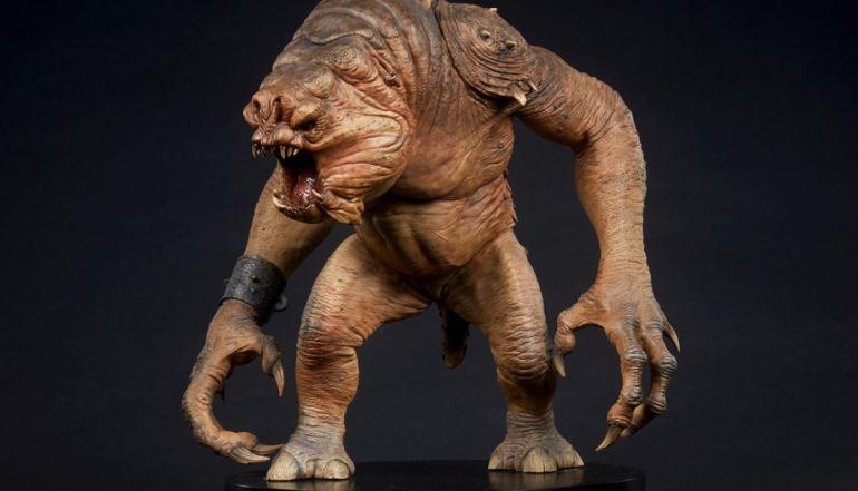 Statua Rancor Sideshow Collectibles Star Wars