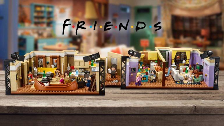 lego friends appartamenti