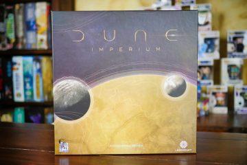 Dune Imperium Recensione