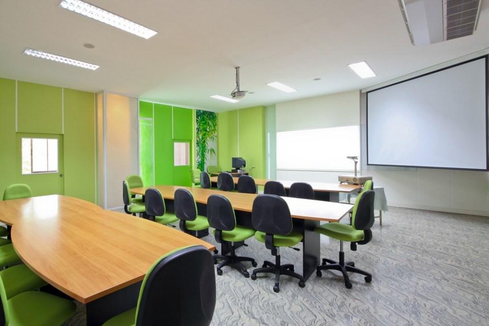 Green Boardroom